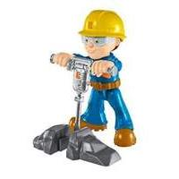 Bob The Builder - Rock Splitting Action Figure