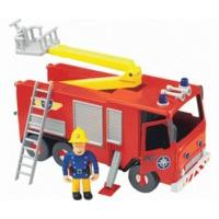 Born to Play Fireman Sam Sound Jupiter Figures