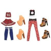 Bratz Doll - Deluxe Fashion Pack - Outfit of the Day Accessories - 3 Cheers for Bling