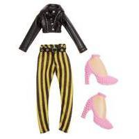 Bratz Fashion Pack Accessories - I Love Stripes