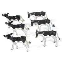 Britains 1:32 Friesian Calves