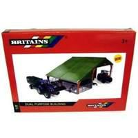 Britains 1:32 Dual Purpose Building