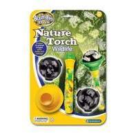 Brainstorm Toys Nature Torch Wildlife