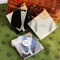 Bride and Groom Coasters (Set of 2)