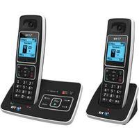 BT 6500 Cordless Digital Telephone with Answering Machine - Twin Handset