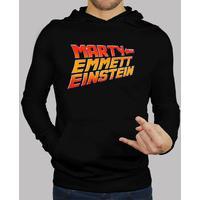 bttf - marty-emmett-einstein