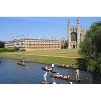 Cambridge Day Trip from Eastbourne Including Walking Tour