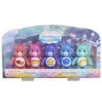 Care Bears 5 Pack Figures