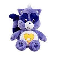 Care Bears Plush with DVD Raccoon