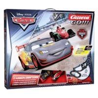 Carrera Go!!! Disney/Pixar - Cars Carbon Drifters