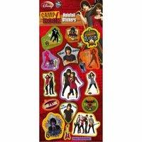 Camp Rock: Holofoil Stickers