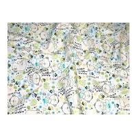 Camelot Fabrics Theodore Izzy Theodore the Bear Quilting Fabric
