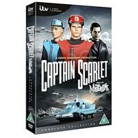 Captain Scarlet The Complete Collection [DVD]