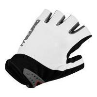 Castelli S Uno Gloves - White/Black - S