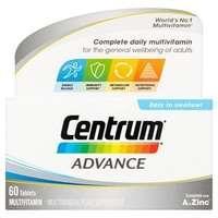 Centrum Advance Multivitamin Tablets 60s