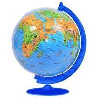 Childrens World Map Puzzleball 180pc