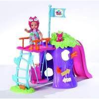 Chou Chou - Mini Chou Chou Foxes Playground Set