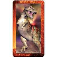 Cheatwell Games 3d Magna Puzzle Portrait (t-rex)