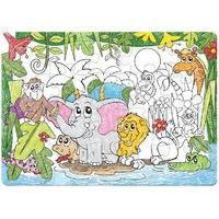 Cheatwell Games Create Your Own Colouring In Jigsaw Puzzles