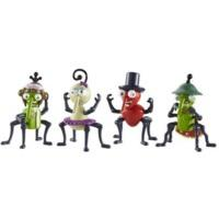 Character Options Bin Weevils 4 Figure Pack