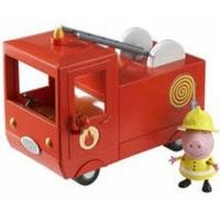 Character Options Peppa Pig - Funtime Vehicles - Fire Engine