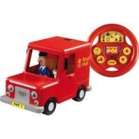 Character Options Postman Pat Drive & Steer Van