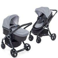 Chicco Urban Plus Stroller 3in1 Travel System-Legend (New)