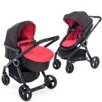 Chicco Urban Plus Stroller 3in1 Travel System-Red Passion (New)