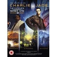 Charlie Jade - Complete Season 1 Box Set (Exclusive to Amazon.co.uk) [DVD]