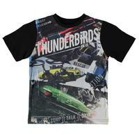 Character Thunderbirds Tshirt Infant Boys