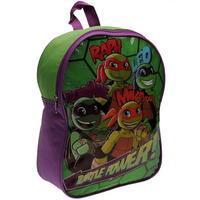 Character Teenage Mutant Ninja Turtles Backpack Junior Boys