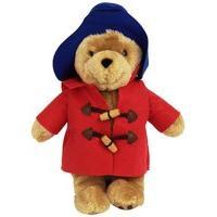 Classic Cuddly Paddington Bear By Rainbow Designs (colours Vary)