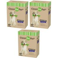 CleanGo Pet Waste Bags Fresh Scent 1200ct (3 x 400ct)
