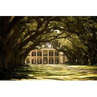 Combo: Oak Alley Plantation and Swamp Boat Tour