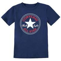 Converse Patch T Shirt