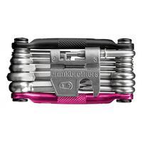 Crank Brothers Multi-19 Tool Black/Pink
