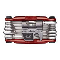 Crank Brothers Multi-19 Tool Red