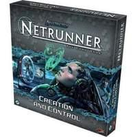 Creation And Control Deluxe Exp: Netrunner Lcg