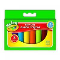 Crayola My First Jumbo Crayons 8 Pack