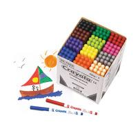 Crayola 144 Super Washable Marker Class Pack