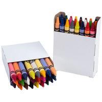Crayola 288 Assorted Crayons Class Pack