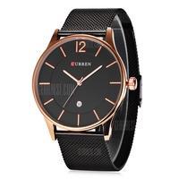 CURREN 8231 Business Men Quartz Watch