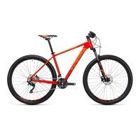 Cube Attention Red - 2017 Mountain Bike