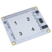 Cyntech Touch4Pi HAT with Capacitive Touch and RGB LEDs for Raspbe...