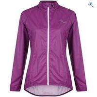 Dare2b Evident II Women\'s Waterproof Cycling Jacket - Size: 14 - Colour: PERFORM PURPLE