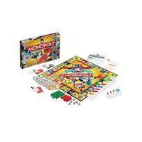 DC Comics Retro Monopoly