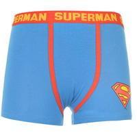 DC Comics Superman Single Boxer Shorts Junior