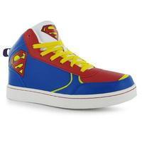 DC Comics Superman Hi Top Mens