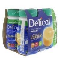 Delical Milkdrink hp-hc Vanille Sugar Free 800 ml