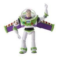 Disney Pixar Toy Story Deluxe Figures Space Wings Buzz Lightyear